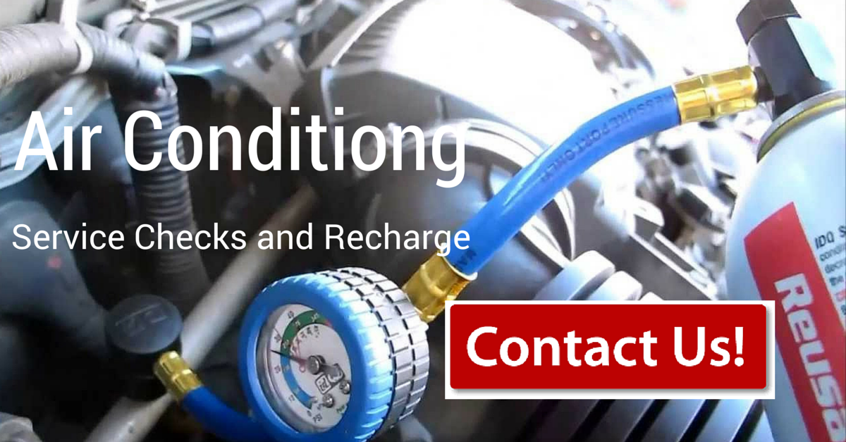 car air conditioning service check recharge