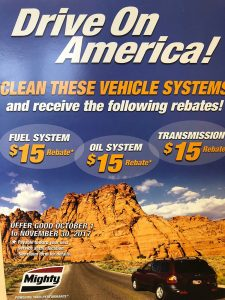 Rebate For Mighty System Clean