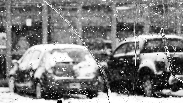Warming Up A Car-Michigan