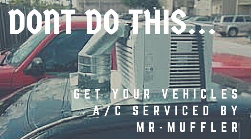 vehicle ac repair and recharge services