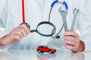 Get a used car inspection at Mr Muffler