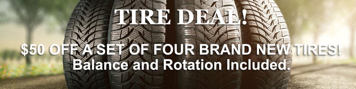 Tire Deal!